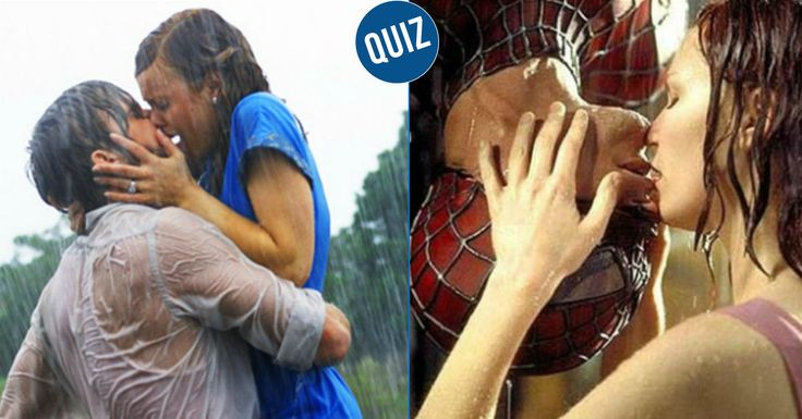 Can You Guess The Names Of Movies Based On These Kissing Scenes?