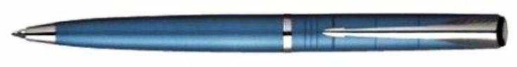Parker Latitude Slate Blue Ballpoint Pen