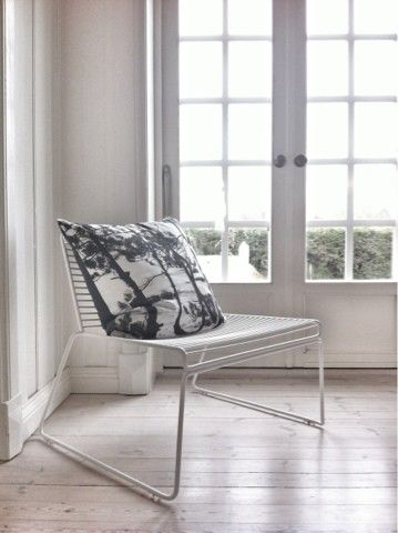 Hee lounge chairs fra HAY