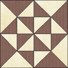 Block of Day for July 10, 2014 - Peace and Plenty