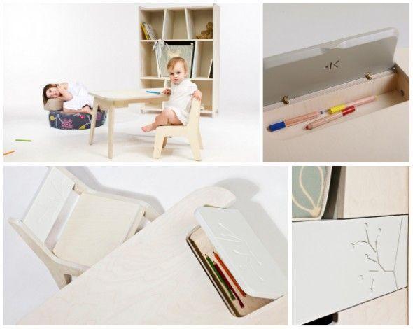 kukuu design furniture #furniture #kidsroom @mercatinodeipiccoli.com