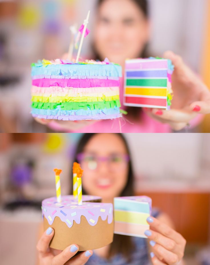 Haz este Pastel Sorpresa, la idea para regalo de cumpleaños que dejará sorprendidos a todos, no podrás creer lo fácil que es hacerla.
