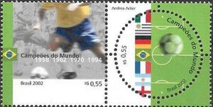 World Soccer Champions in the 20th Century