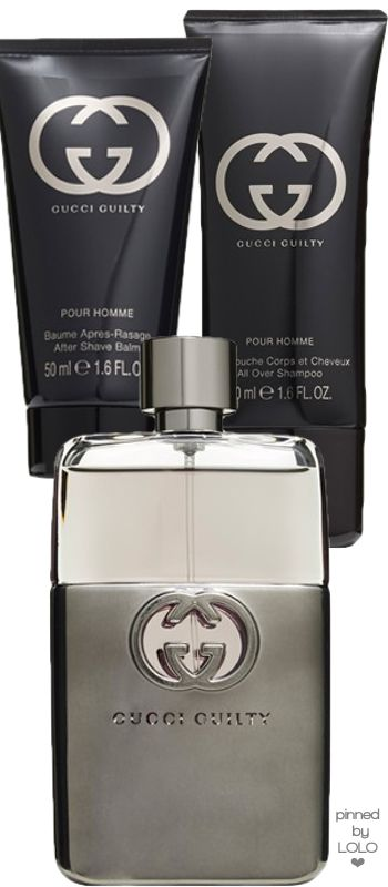 "Gucci ""Guilty pour Homme' Gift Set 