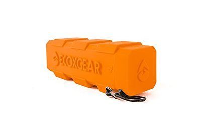 ﹩23.99. ECOXGEAR Powerbank External Battery Pack for Universal/Smartphones Retail Packag    Manufacturer Part Number - GDI-EXCH2600, - External Cell Phone Battery Packs, Color - Orange, Item Size - 2600 mAh, Manufactured By - Grace Digital, Warranty - 3 years