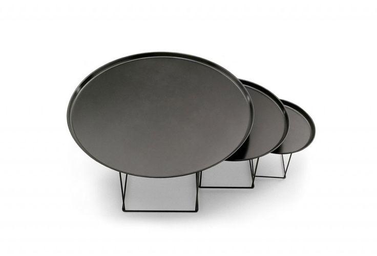 Coffee Tables: Fat Fat by B&B Italia, design: Patricia Urquiola
