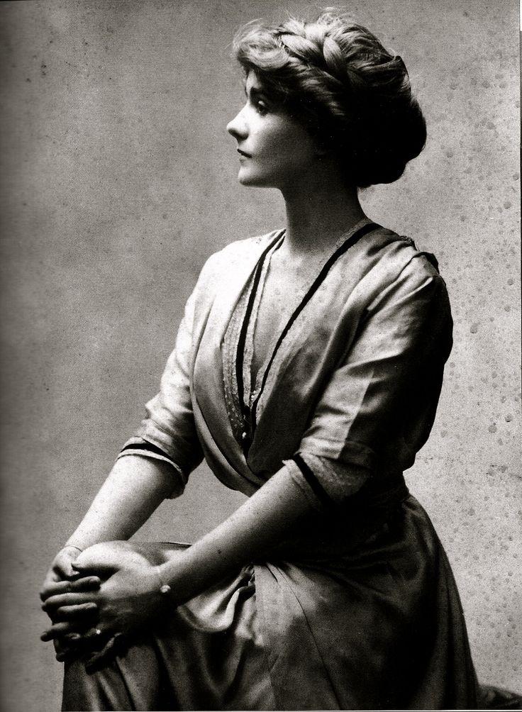 Coco Chanel, circa 1910