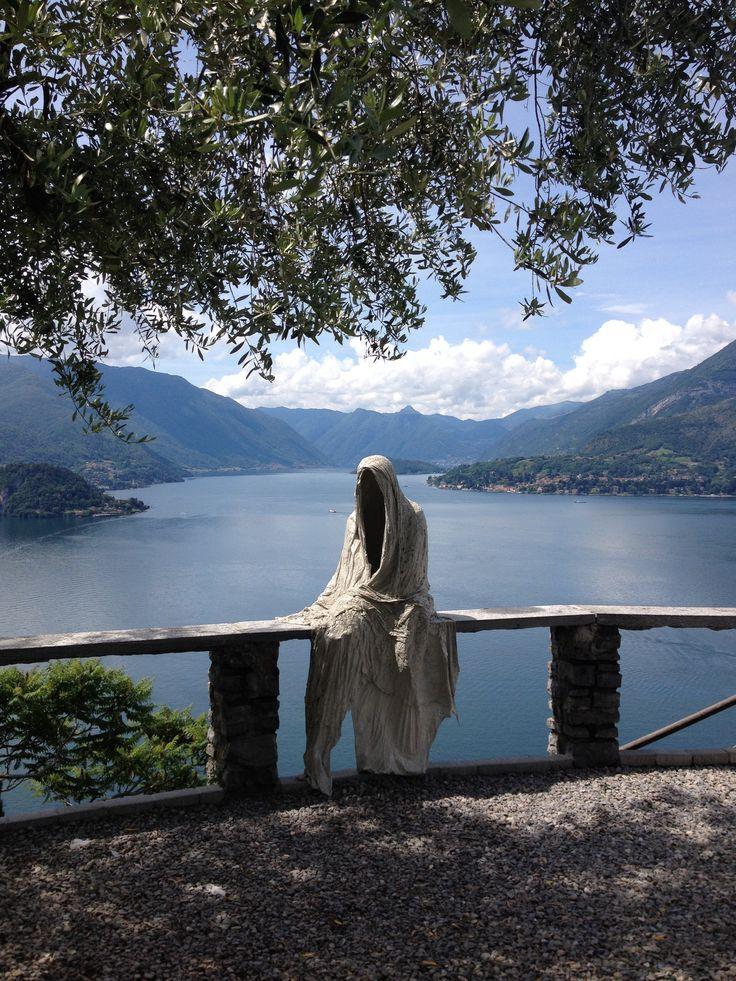 Ghost, Castello di Vezio, Italy /photo by Kaisa E. Lämsä