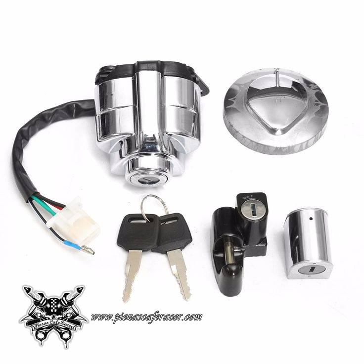 Llave de Encendido + Tapón de Depósito + Cerraduras de Bloqueo Para HONDA Shadow VLX VT 400 600 750 - 23,28€ - ENVÍO GRATUITO EN TODOS LOS PEDIDOS