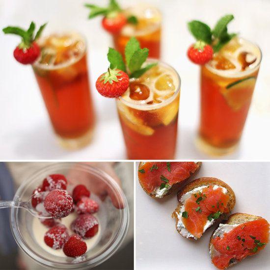 Wimbledon Food Traditions
