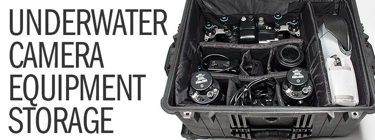 Underwater Camera Equipment Storage - Extend the Life of Your Gear find out more http://scubadiverlife.com/2014/05/25/underwater-camera-equipment-storage/  #photography
