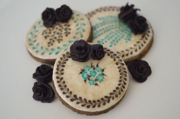 galletas efecto azulejo antiguo, by doctorcookies