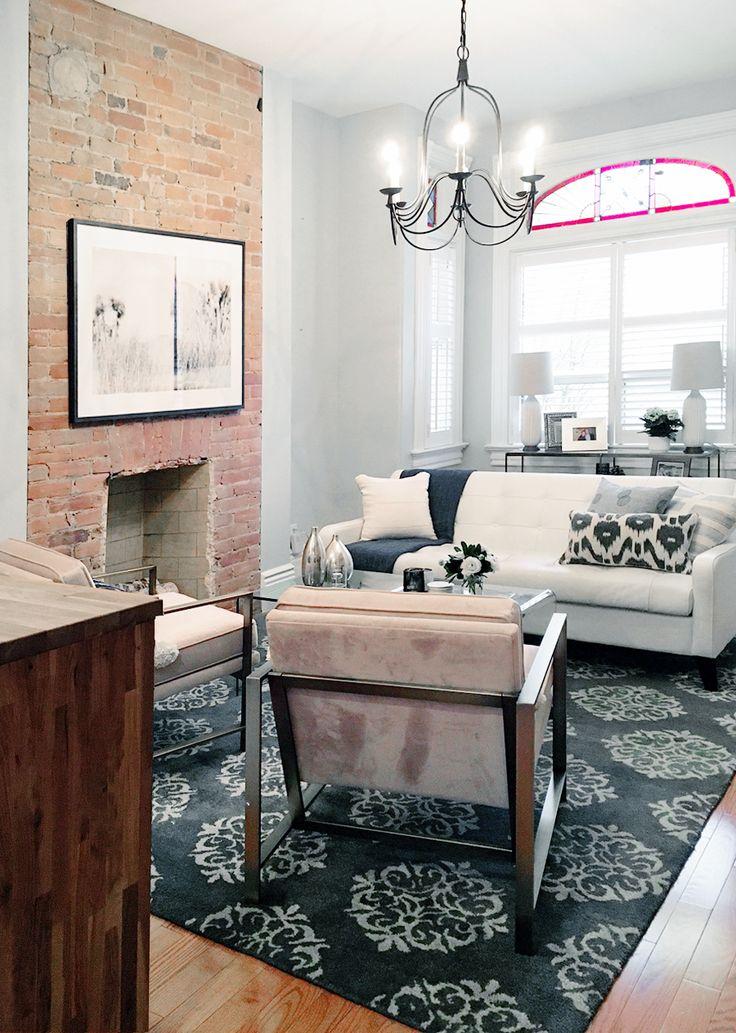 Lovely little living room