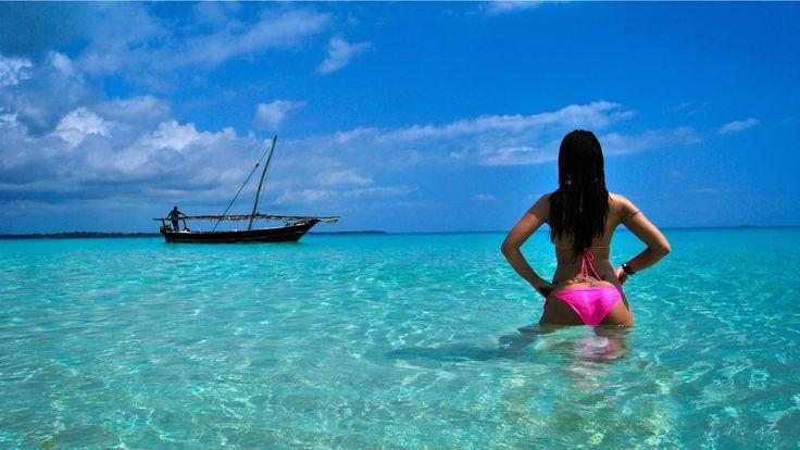 National Geographic Wild Hd Beautiful Islands Zanzibar