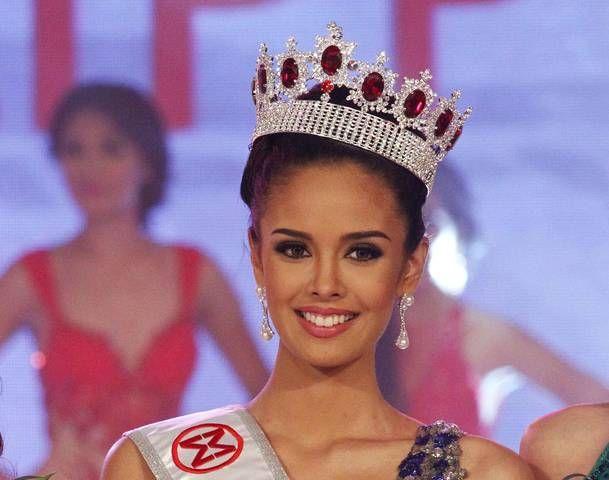Juara Miss World 2013 diraih Miss Filipina, Megan Young