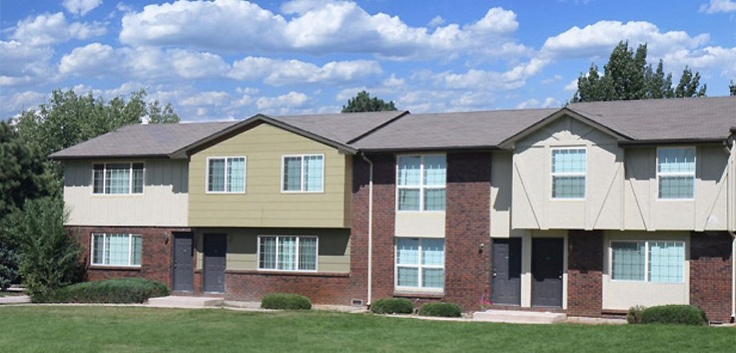 Yorkshire Square Townhomes 6633 Palace Drive Colorado