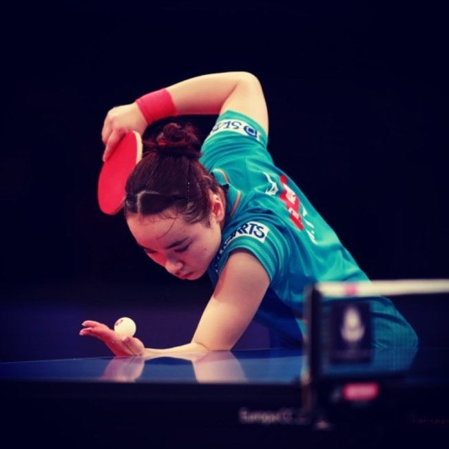353 Likes 2 Comments Tabletennisdaily Tabletennisdaily On Instagram The Only Question That Matters Table Tennis Table Tennis Player Olympic Champion
