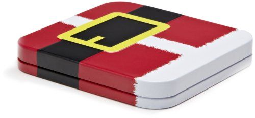 Amazon.com $100 Gift Card in a Santa Tin (Ho! Ho! Ho! Card Design)