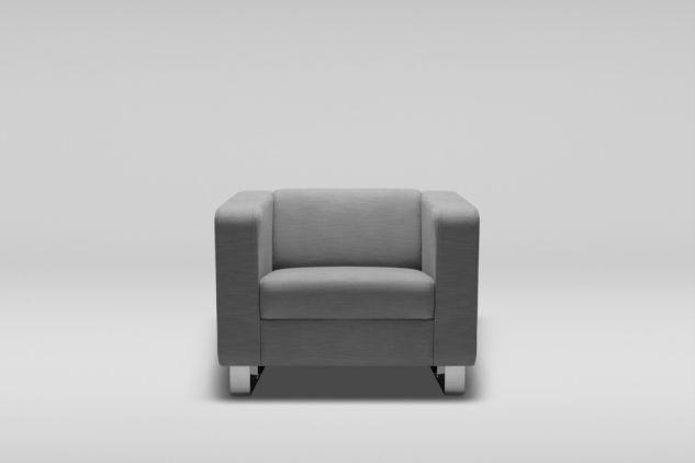 Fotel z kolekcji Cubby