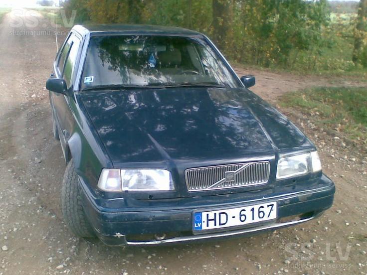 Volvo 440 16 I