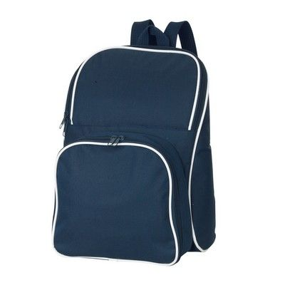 Sorrento 4 Setting Picnic Backpack Min 25 - Bags - Cooler & Picnic Bags - IC-D3471 - Best Value Promotional items including Promotional Merchandise, Printed T shirts, Promotional Mugs, Promotional Clothing and Corporate Gifts from PROMOSXCHAGE - Melbourne, Sydney, Brisbane - Call 1800 PROMOS (776 667)