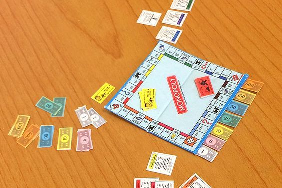 How To Make a Miniature Monopoly Game from The Mini Time Machine Museum of Miniatures