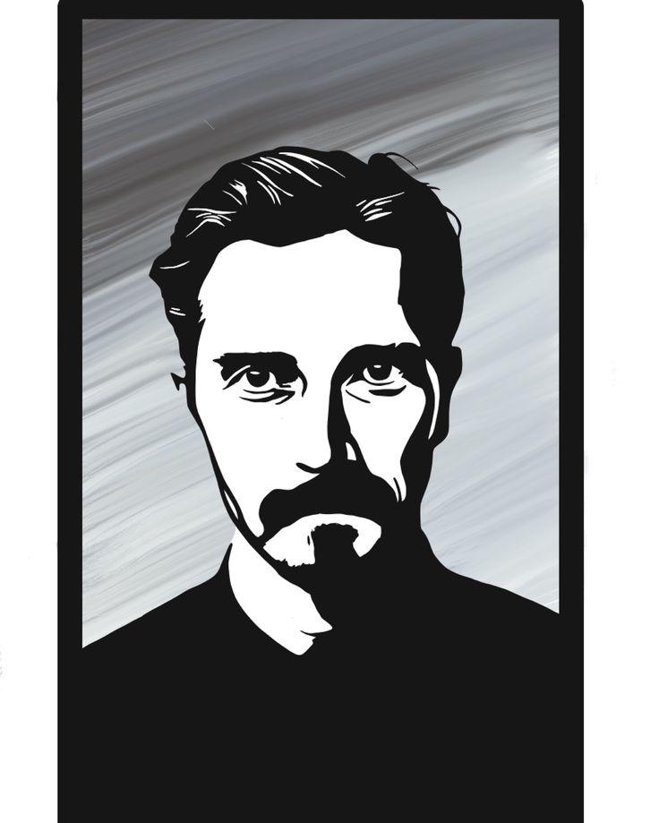 Digital portrait of Heath Kirchart
