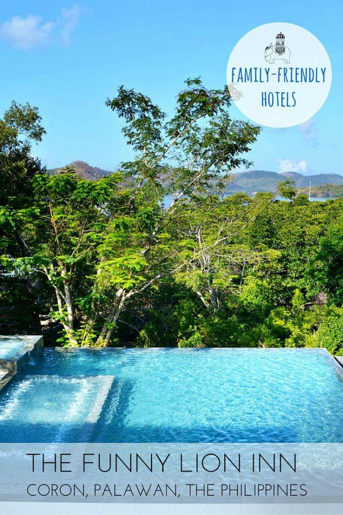 Review of family-friendly Funny Lion Inn, Coron, Palawan, The Philippines
