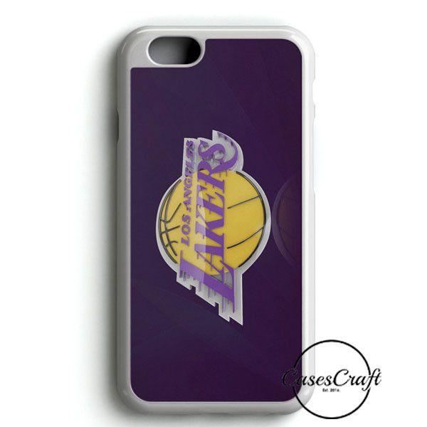 La Lakers Los Angeles Basketball Nba iPhone 6/6S Case   casescraft