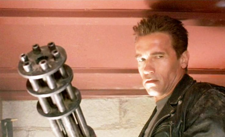 .: Terminator 2: Judgment Day