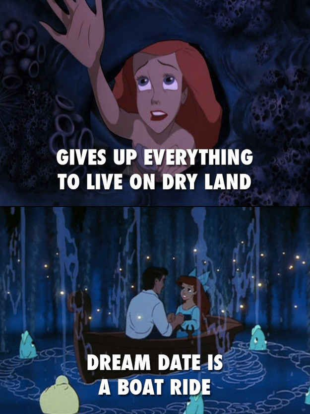 Funny Love Quotes Buzzfeed : ... funny stuff disney characters funny funny disney humor funny ariel