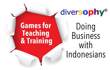 Diversophy Game Culture Specific: Indonesia