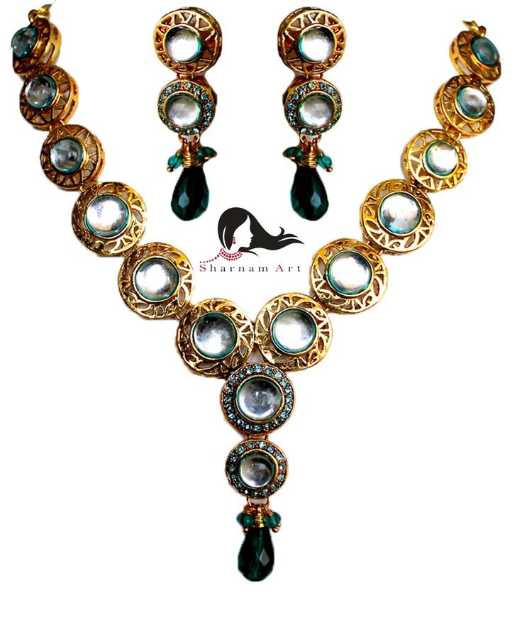 Sharnam Art Jewellery Necklace Jewelry art