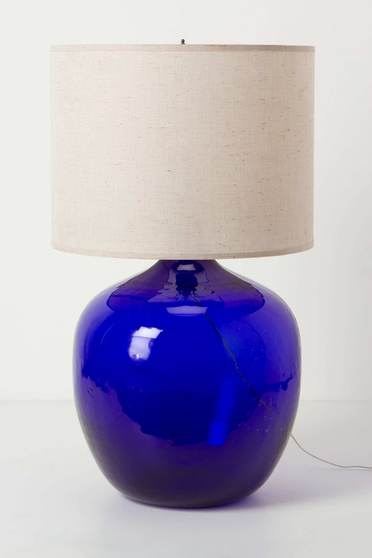 Found Decanter Lamp - £408 - Anthropologie