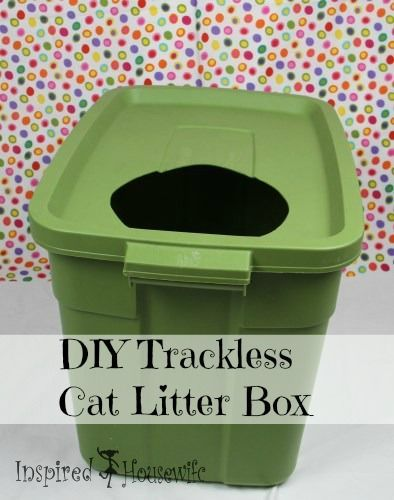 Best Way To Move Cat Litter Box