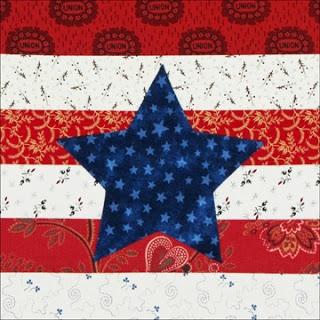 #30 - Peterson's Stars & Stripes