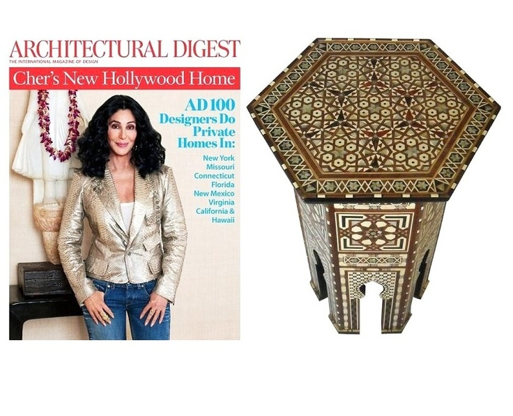 By Architectural Digest Magazine Courtesy Of InStyle Decor Beverly Hills Inspiring Supporting Hollywood Interior Design Professionals And Fans