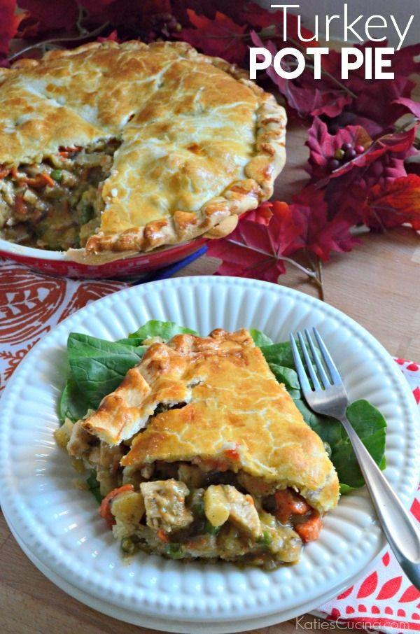 Pot Pies on Pinterest | Pot pies, Chicken pot pies and Turkey pot pies ...