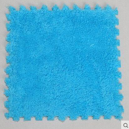 3PCS/Lot Children Foam Carpet Mosaic door Floor mats anti-Slip cushion Room carpets baby crawling pad bedroom puzzle mat 31x31CM