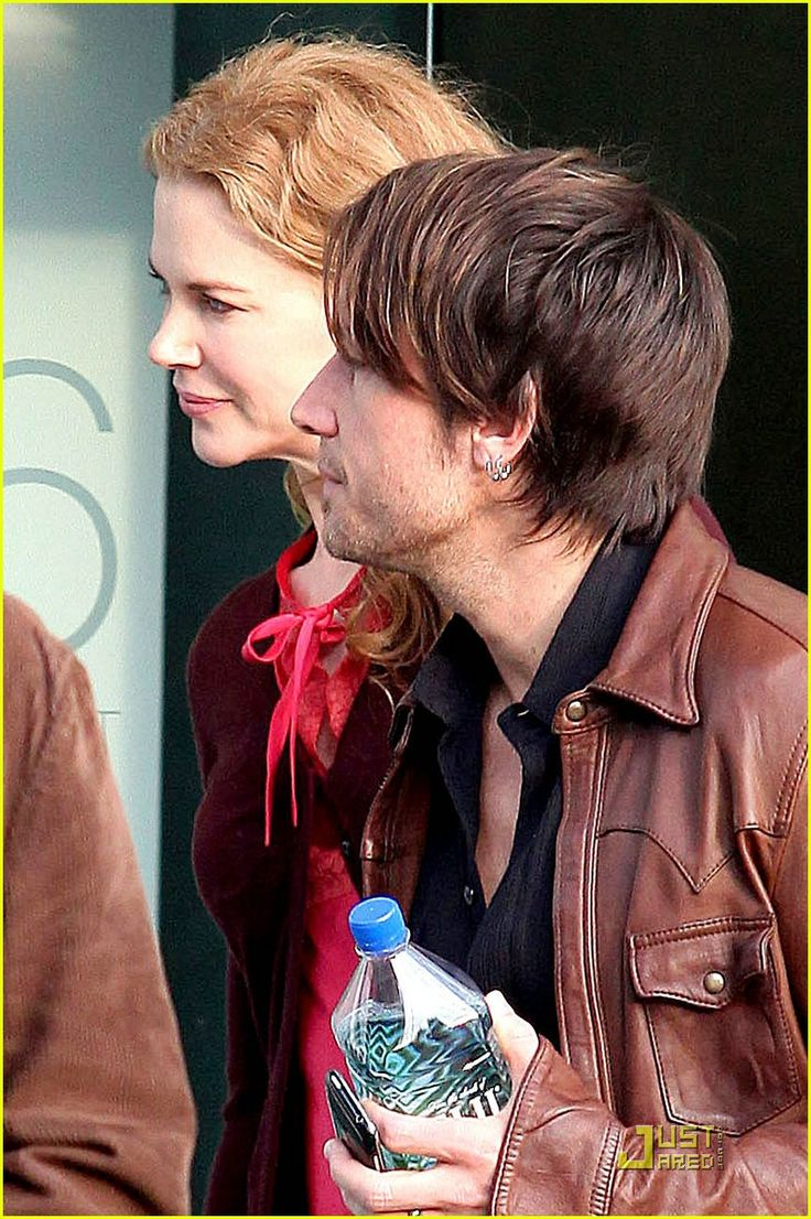 Nicole Kidman and Keith Urban: Broadway Date