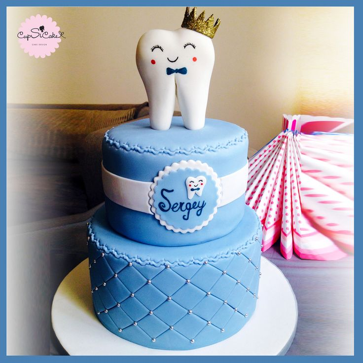 Gâteau Dent de lait