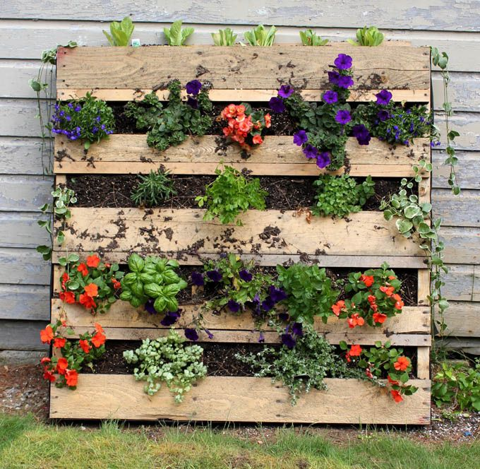 How To Turn Anything Into A Planter : 32 Creative DIY Planter Tutorials - A Piece Of Rainbow