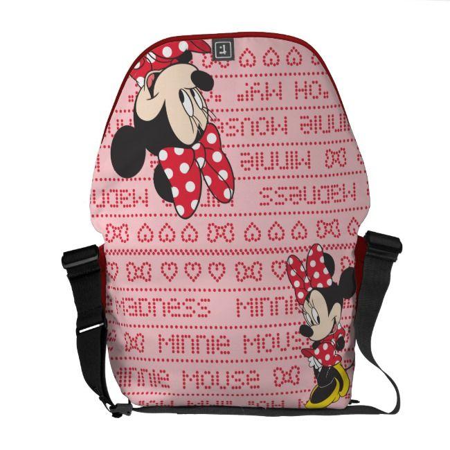 Personalized Birthday Princess Messenger Bag