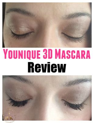 Younique 3D Mascara Review