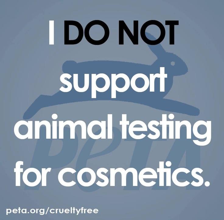 Against Animal Testing
