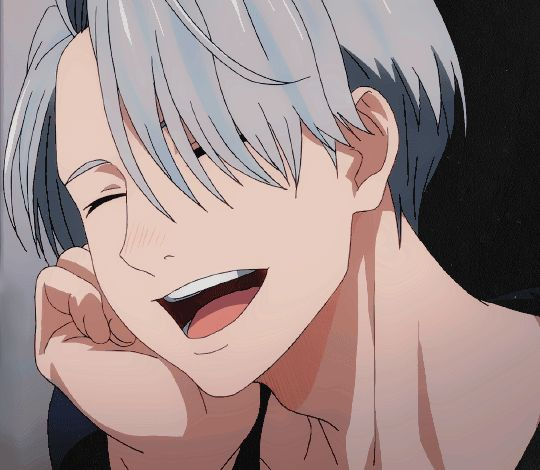 Victor Nikiforov has a winking problem