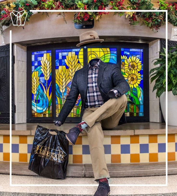 The new 1 Like No Other sport coat works wonders with our BLU by Polifroni sport shirt Grand River pants a Bailey Hat and Nunn Bush shoes!  Like what you see? This outfit is an amazing new look that we have to offer and one of our professional Crew members will be happy to put it together for you!  Thanks Luke N. Sharp for the photo-op!  West Acres Bailey Hats #shopwestacres #ndlegendary #northofnormal #style