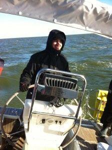 Vor einiger Zeit bot sich mir ein Segeltörn auf dem Ijsselmeer in Holland.  Wer noch nie segeln gewesen ist, der hat einfach etwas verpasst.