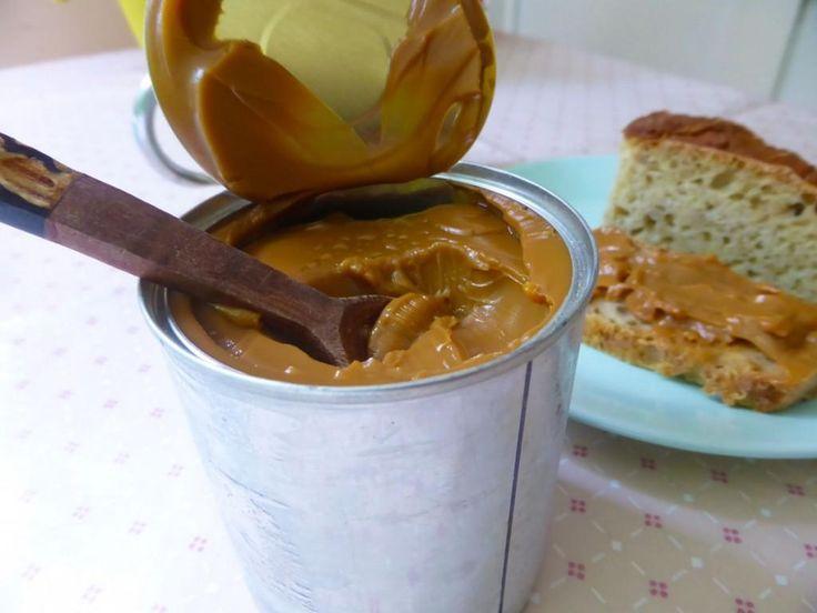 Dulce de leche o manjar casero: delicioso, económico y tan simple a preparar!!   Cocinar en casa es facilisimo.com