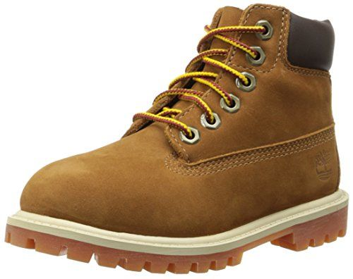 Timberland 6 In Classic Boot FTC_6 In Premium WP Boot 14849, Unisex-Kinder Stiefel, Braun (Rust Nubuck with Honey), EU 29 (US 11.5) - http://on-line-kaufen.de/timberland/29-eu-timberland-6-inch-classic-ftc-premium-wp-4